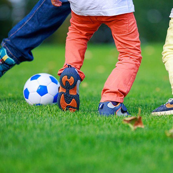 Sport-és focitábort tart az Együtt a Parlagfű Ellen Alapítvány